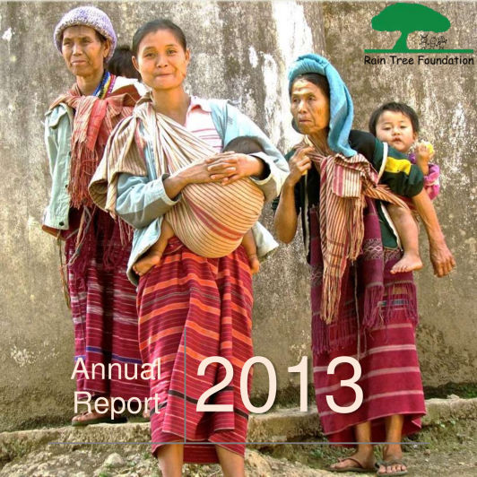 Annual Report with Financial Statement 2013