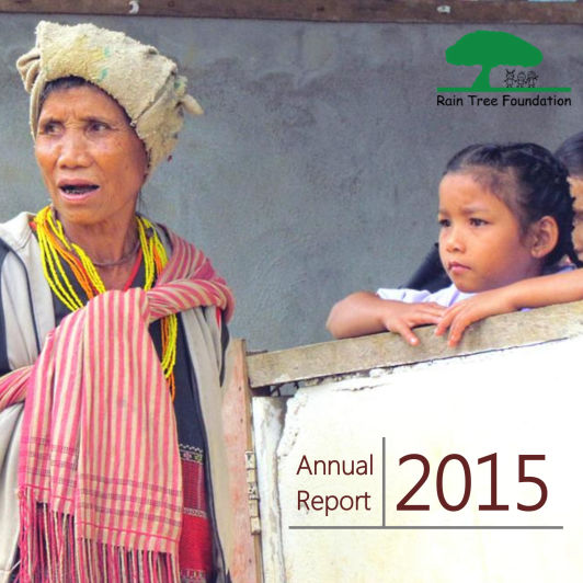 Annual Report with Financial Statement 2015